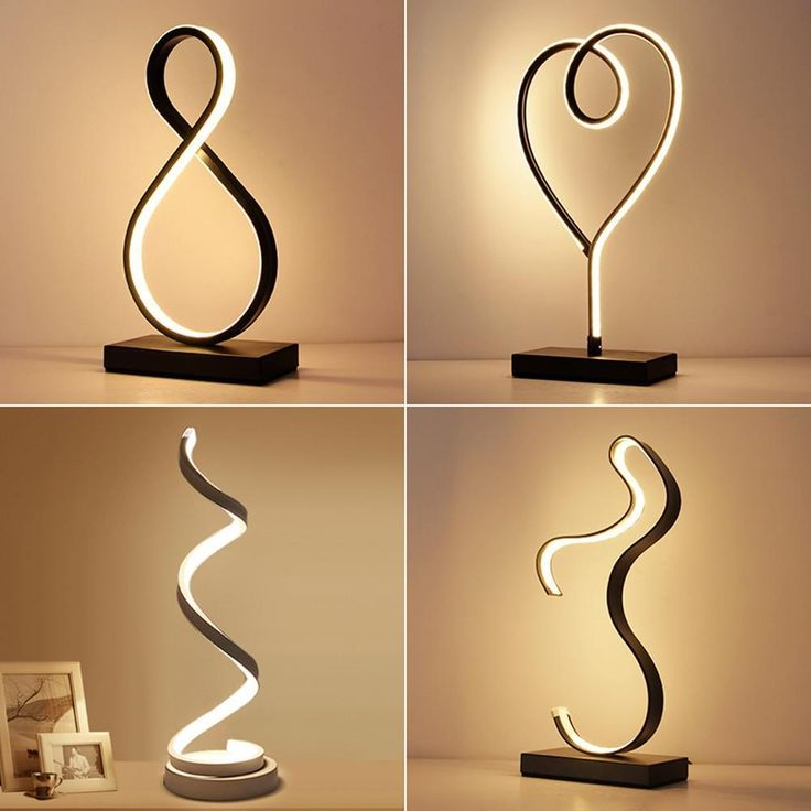 Super Cool And Unique Modern Table Lamps To Add The Finishing Touch To Your Interior Get The Design Tha Modern Table Lamp Unique Table Lamps Table Lamp Design