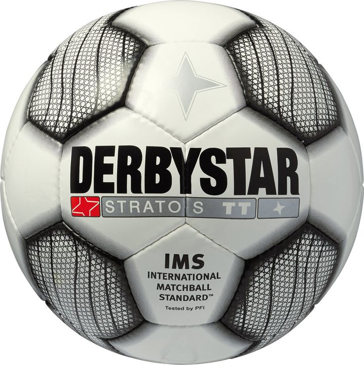 Derbystar Stratos TT Trainings-Fussball.  Statt 19,95€ Aktuell 10,90€ bis Ende 2015!