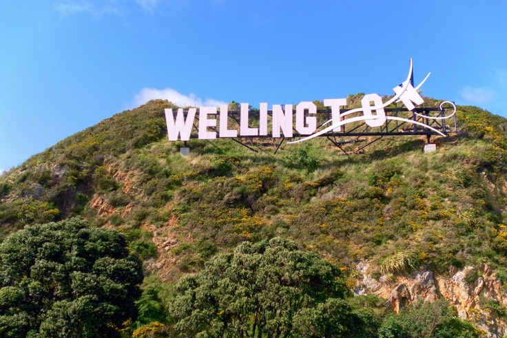 My Hometown: Wellington, NZ