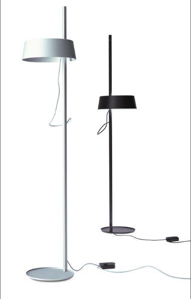 verlichting van Anta ella vloerlamp  verkrijgbaar bij Meijs wonen in Tilburg