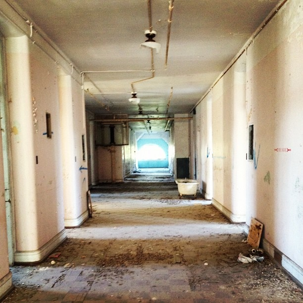 17 Best Images About Traverse City State Mental Hospital