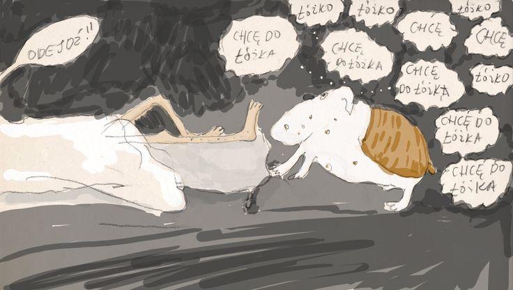Kunegunda Sitko : Jedyna myśl buldoga