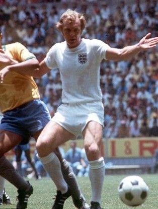 Bobby Moore England 1970