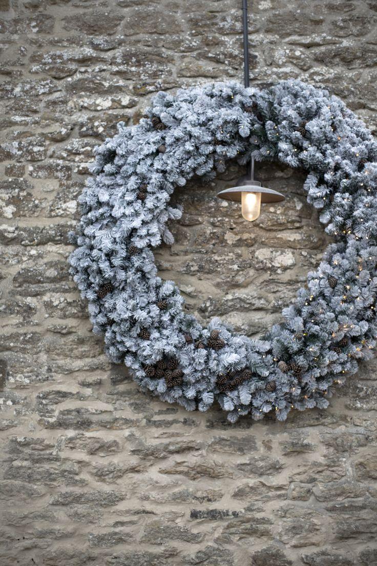Christmas Wreath at Soho Farmhouse | Soho House Inspiration