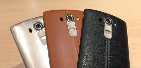 LG G4: Dieses Smartphone riecht nach Neuwagen – SPIEGEL ONLINE – Nachrichten – N…