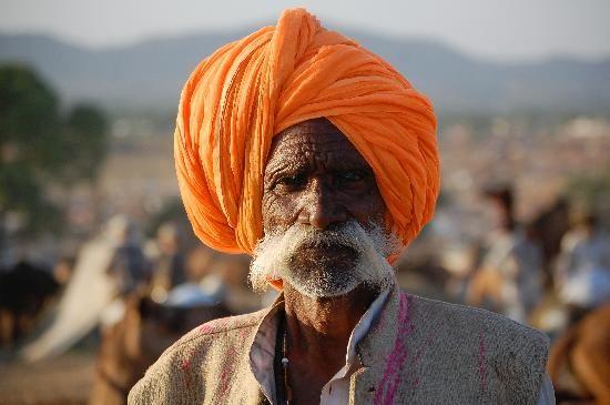 Pushkar Camel Festival - India