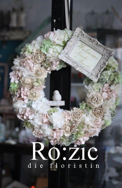 preserved flower http://rozicdiary.exblog.jp/26016416/
