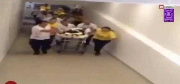 Una enfermera fue despedida por publicar este video de Neymar