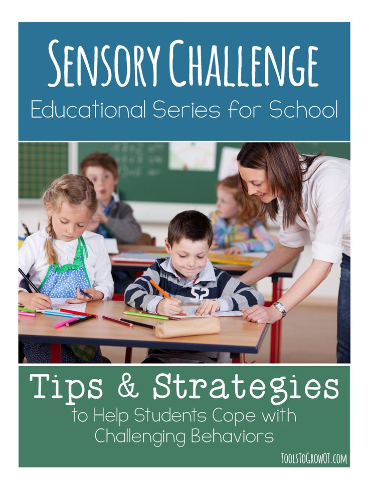 challenging behaviors of school aged children Read chapter 10 problem behaviors: autism is a and other children—are among the most challenging and children grow from preschool into school age.