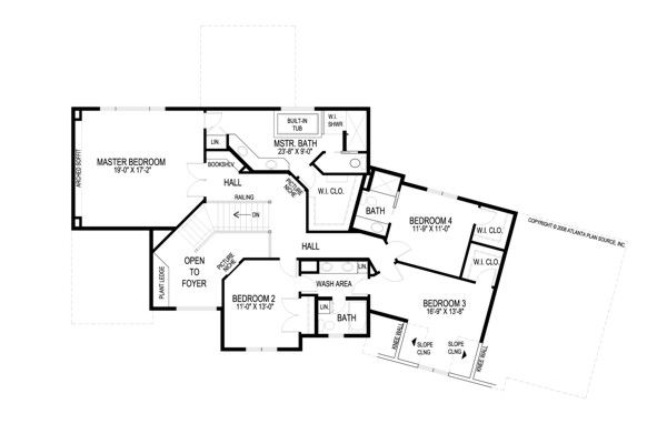 House Plan 036 00165 Energy Efficient Plan 3 159 Square
