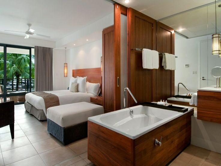 Luxury accommodation at Fiji Beach Resort & Spa, Fiji  www.islandescapes.com.au