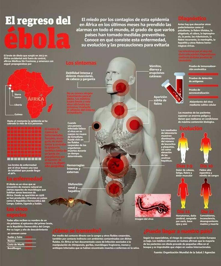 Una mica d'informació d'interés sobre l'#ebola ?