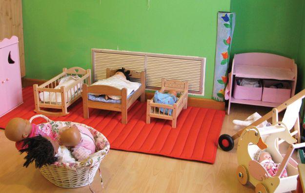 Care mamme, adesso ditemi che anche voi da piccole non avreste voluto giocare con le bambole in un posticino così? #IlFuturoIniziaDaQui  www.ilnidodegliangeli.it #Pescara