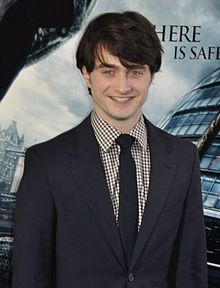 HP Challenge, Day 20: If you could meet one member of the cast, who would it be?: Daniel Radcliffe. He seems like he'd be really funny and down to earth.