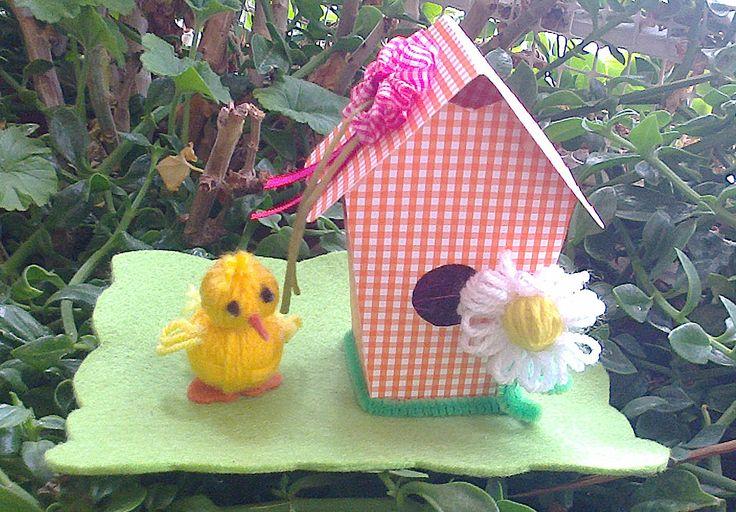Little chicken's house