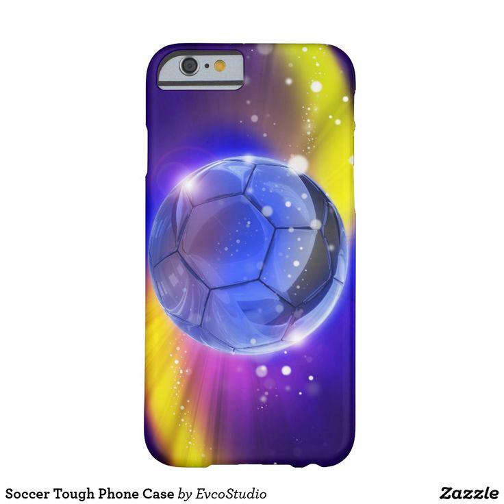 Soccer Tough Phone Case