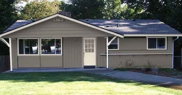 exterior paint schemes | Exterior Paint Colors - Gray