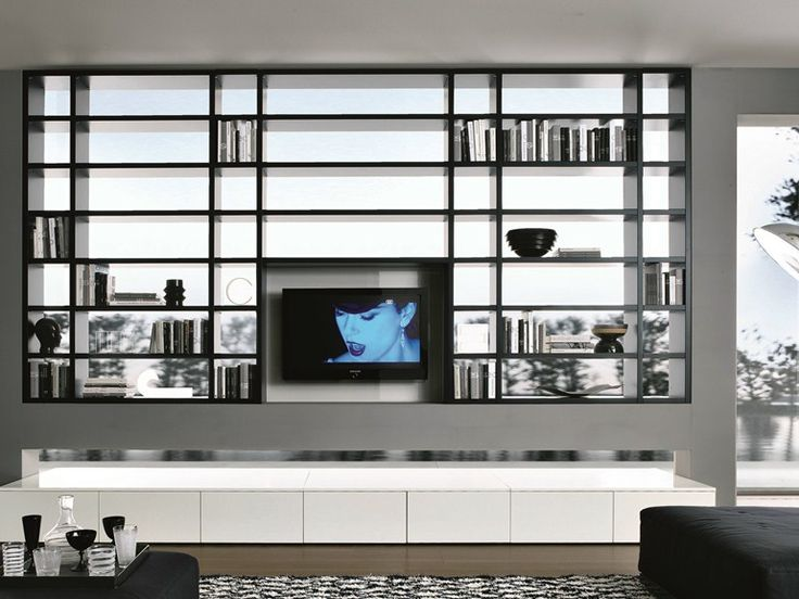 23 best Modern Wall Units images on Pinterest Architecture