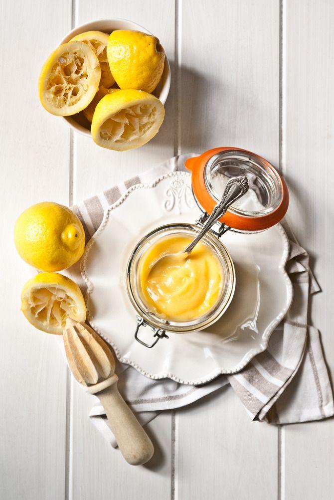 Food Network Magazine Lemon Curd