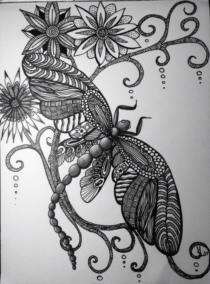 Dragonfly Zen!