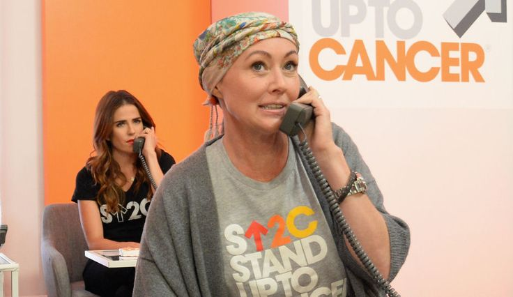 Shannen Doherty Feels 'Blessed' Amid Cancer Battles