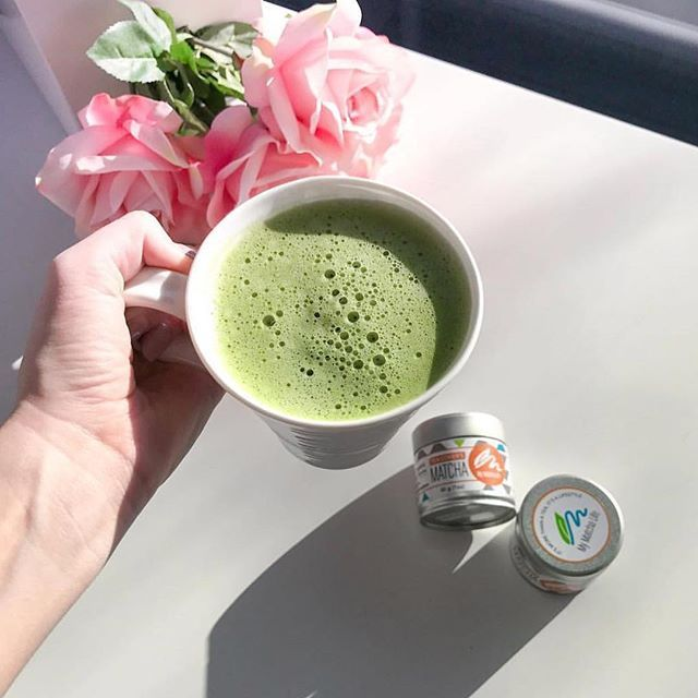 Today only get 15% your entire @mymatchalife order! Visit their feed to get the #valentinesday code!   #DYK: Consuming #matcha aids in mental focus boosting energy and supports your metabolism.