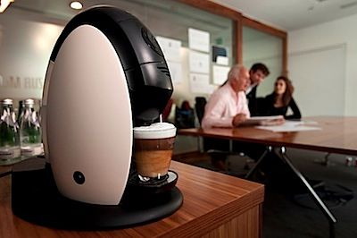 New Nescafe Alegria Single Serve Coffee Machine.