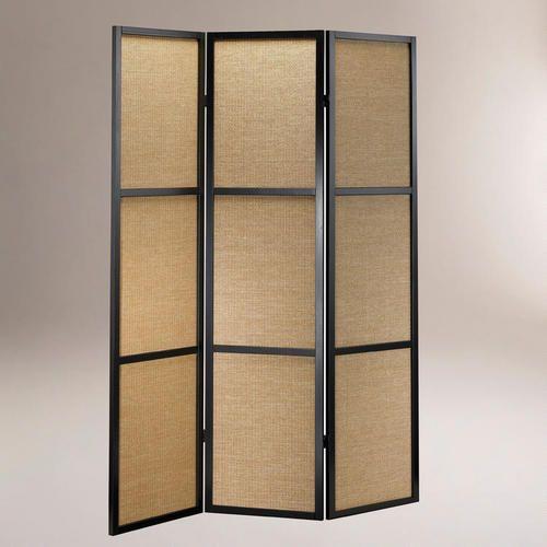 bamboo folding screen