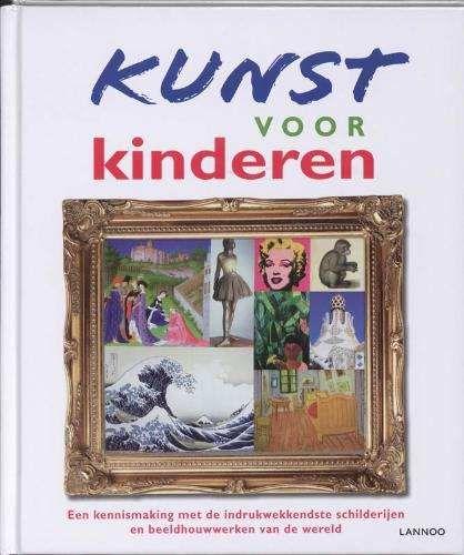 Kunst voor Kinderen - kunstboek - Spotted by Milledoni