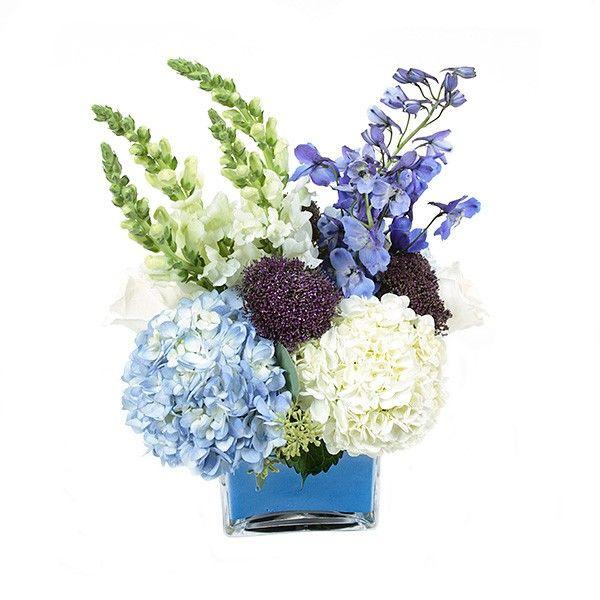 Best baby flower arrangements images on pinterest