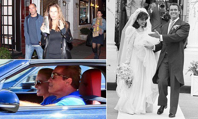 Here comes the DIVORCE! After 3 years of separation Maria Shriver and Arnold Schwarzenegger's divorce will be final by December 2014