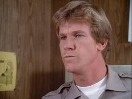 """Remember this guy? Larry Wilcox - he turned 66 today on 8-8-2013...he was born in '47. Larry Wilcox is best known for his role as Officer Jonathan """"Jon"""" Baker on the TV show CHiPs which ran from 1977 to 1983."""