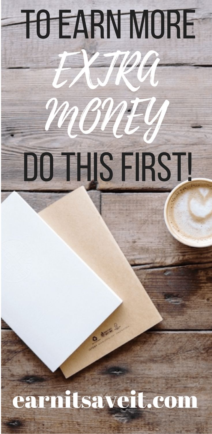 Maximize your online earnings by doing this one thing.