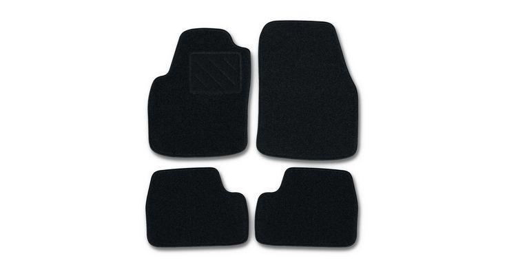 Passform-Fußmatten (4 Stück), Volvo S40 Kombi/PKW, Bj.: 4/04 – 4/12