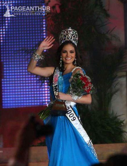 ÚLTIMAS 3 MISS MÉXICO EN LLEGAR AL TOP 5 DE MISS UNIVERSE - Reinas de Belleza Internacional - ♔ MYBEAUTYQUEENS Reinas de Belleza Internacional
