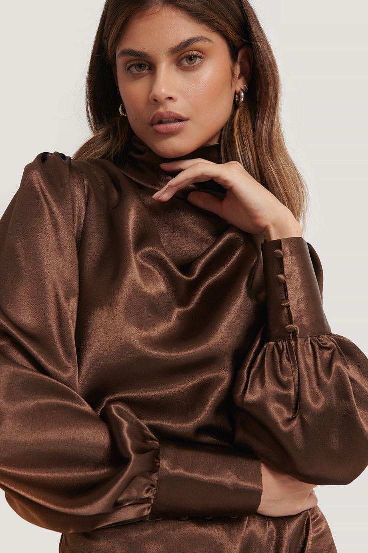 NA-KD | Vika Bronova in 2020 | Chic makeup, Beautiful girl
