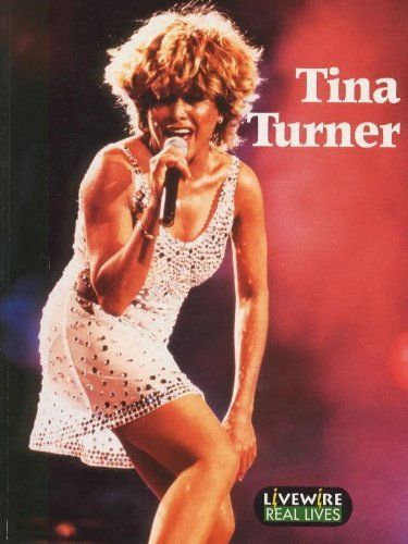 Livewire-Real-Lives-Tina-Turner-Livewires-by-Preston-Kate-Paperback-Book-The