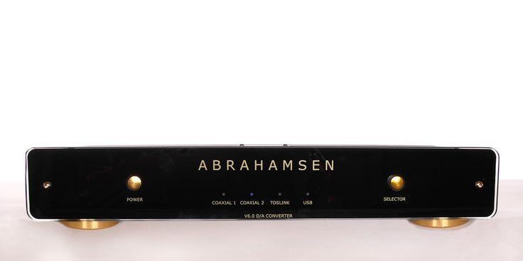 V6.0 D/A Converter #audio #abrahamsenAudio #hifi