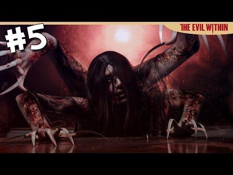 The Evil Within - Прохождение На Русском ► ЭТОТ БЕЗУМНЫЙ МИР. Выпуск #05