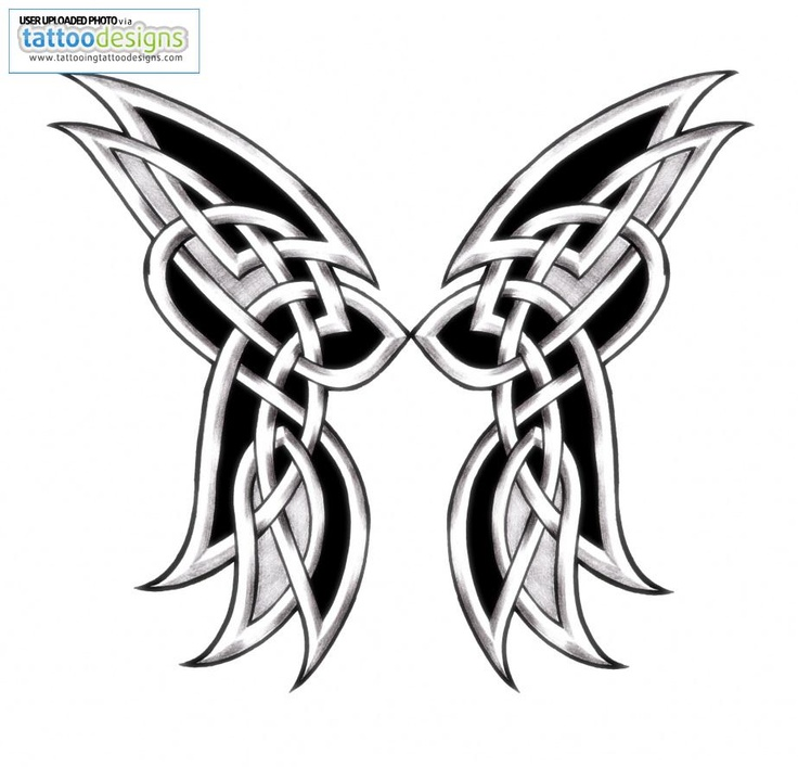 Celtic Butterfly                                                                                                                                                                                 More
