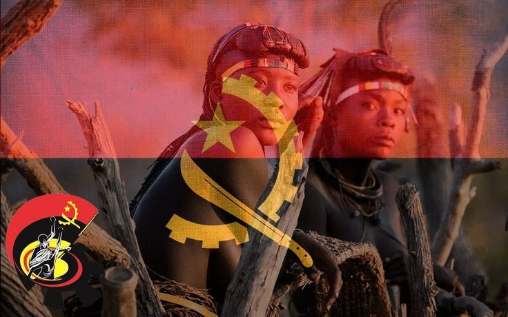 Blessed #Indepedence Day Angola! #AfricaUnite