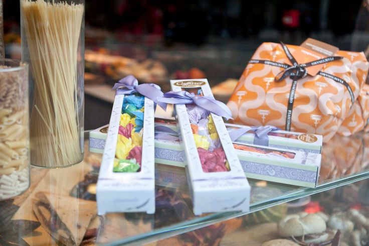 Indulge with delicious #Easter chocolates from La Bottega del Caffe on #RegentStreet.