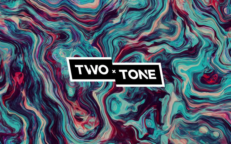 Two Tone - Event Identity on Behance