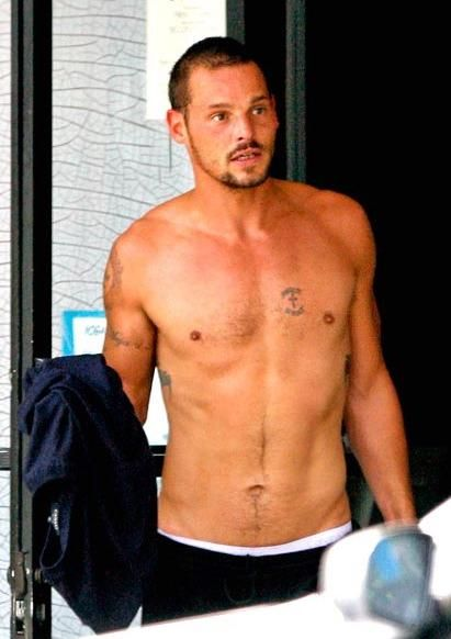 Justin Chambers (Alex Karev from Grey's Anatomy) Loved him since he played Mossimo in The Wedding Planner. (mossimo missmo, any other kinda mo mo