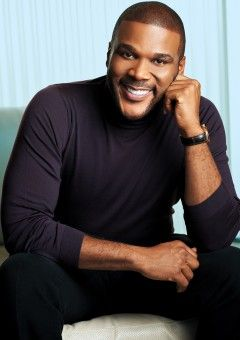 'PURPOSE' Tyler Perry: Is one of the great examples of what perseverance and patience can bring you. He fought so hard to become the man he has always dreamed of becoming. And now he is helping people all across the world to chase their dreams.