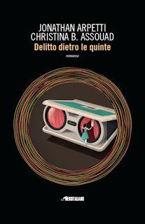 Vivo perché leggo: Delitto dietro le quinte a cura di Katia Fortunato...