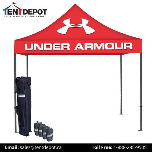 https://flic.kr/p/Wqrhgx | Promotional Tent | Outdoor Canopy Tent | Toronto | Canadas | Tent Depot Provide a wide variety of Custom Printed Canopy Tent and Canopy Tents packages for an outdoor events.Trade show canopies are made with your selection of materials that we sell and after that they are printed with the most recent technology to ensure incredible outdoor event.