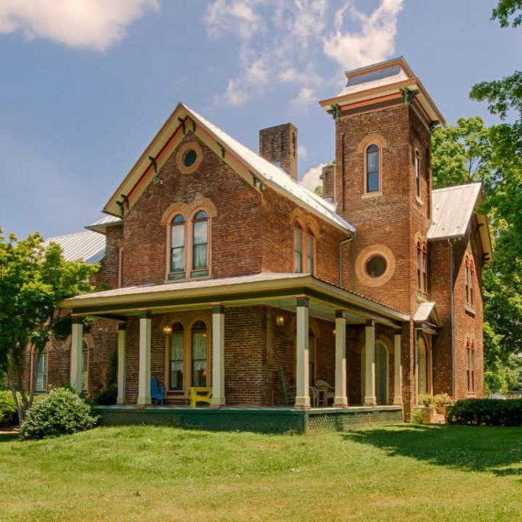 1881 talbott tennessee mansions old houses for sale