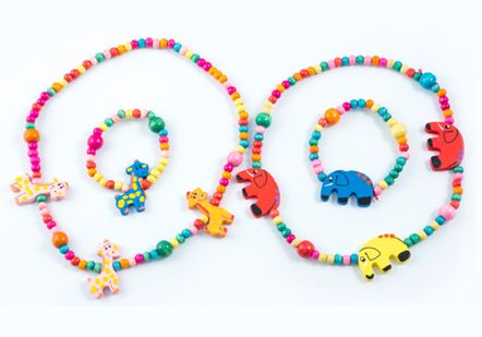 Animal bead jewellery - 9595