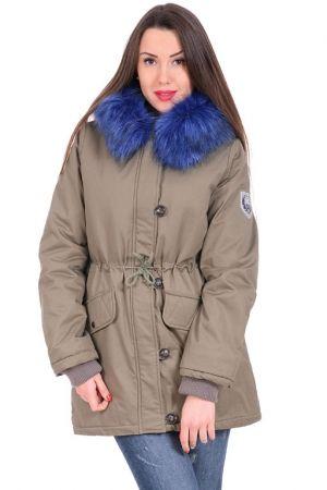 Куртка-парка Pshenichnaya 8113-3 - Супермаркет Выгодных Покупок